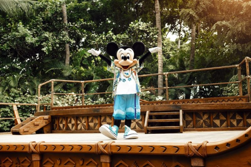 Mickey Mouse at Aulani, A Disney Resort & Spa