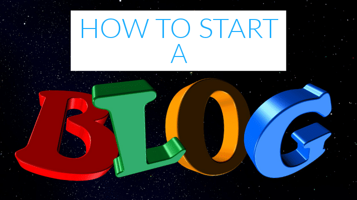 Themakemoneycenter blog image that displays blog topic on how to start a blog for beginners