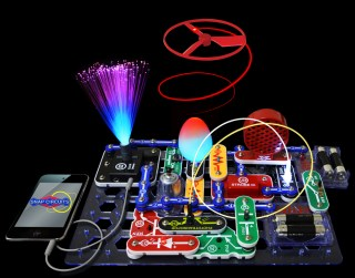 snap circuits light set  STEM gifts for kids