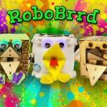 RoboBrrd: STEM Girl Friday