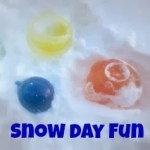 Snow Day Fun for Curious Kids and Makers