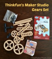 Get in Gear with ThinkFun's New Maker Studio Sets