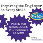 June #STEMchat on Engineering with ThinkFun