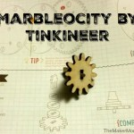Marbleocity DIY Roller Coaster Kit by Tinkineer