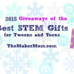 8 Crazy Days of STEM Giveaways