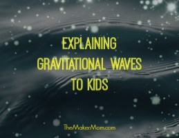 About That Ripple in Space-Time