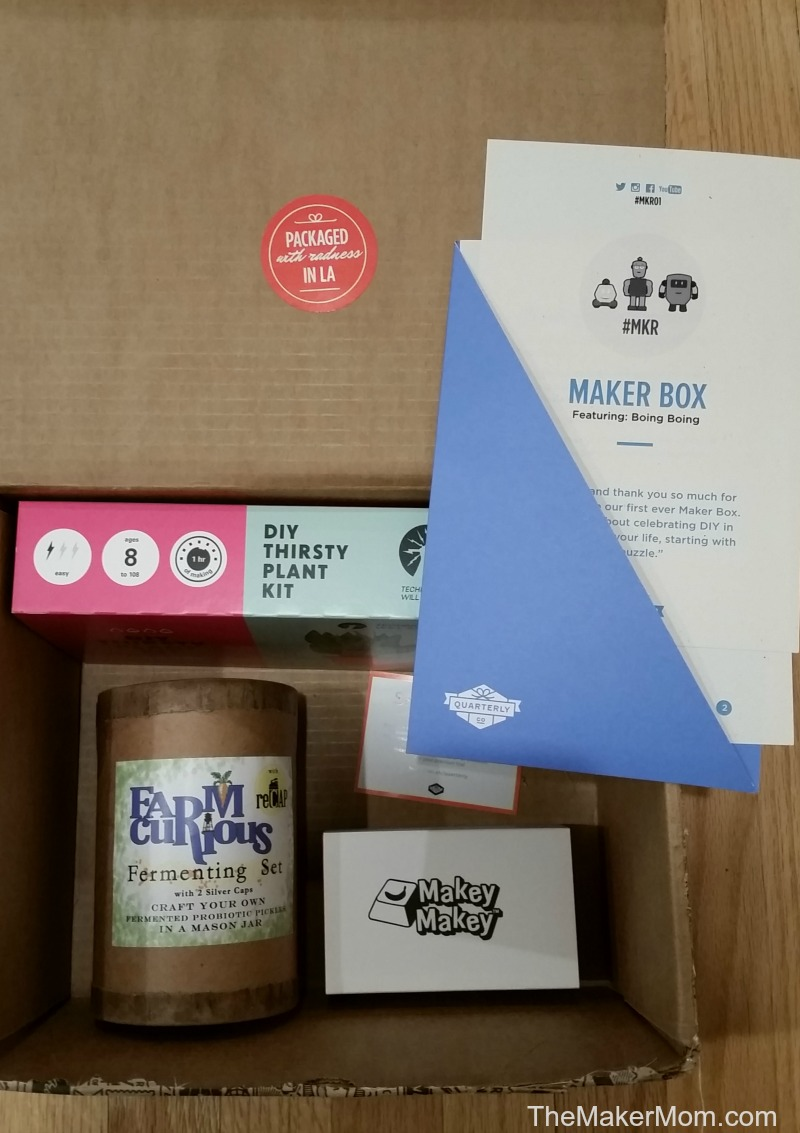 A Tale of Two Subscription Boxes