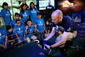 Dawn Partners with Shedd Aquarium to Inspire Wildlife Education