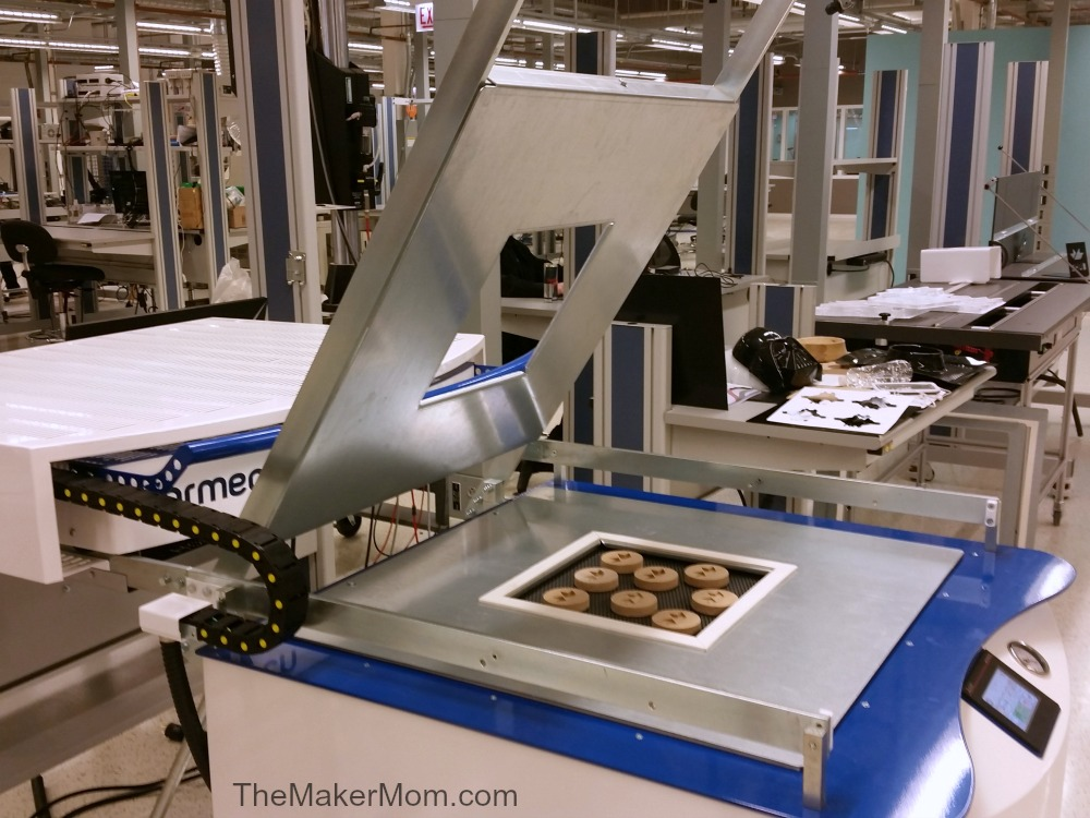 Making a candy mold with Carvey and Formech.