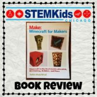 Minecraft for Makers Book Review