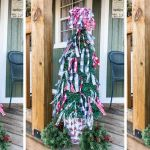 Easily Make Diy Tomato Cage Christmas Trees On A Budget