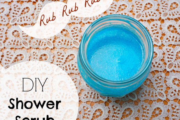 DUPE LUSH Rub Rub Rub Shower Scrub | A DIY by The Makeup Dummy