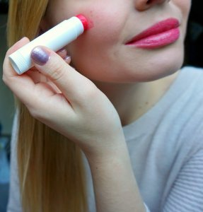 The Makeup Dummy   Easy DIY Cheek tint en Lip Tint