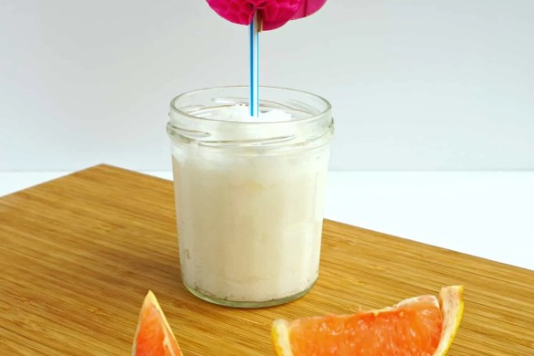 How To fight cellulite with this DIY Body Lotion Smoothie Tutorial by The Makeup Dummy