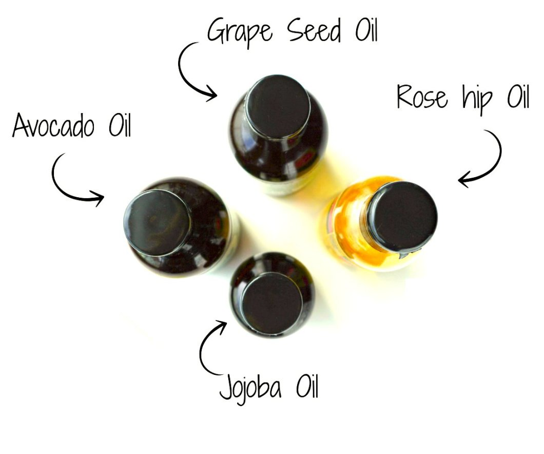 How To choose the right facial oil for your skincare routine. DIY Tutorial by The Makeup Dummy