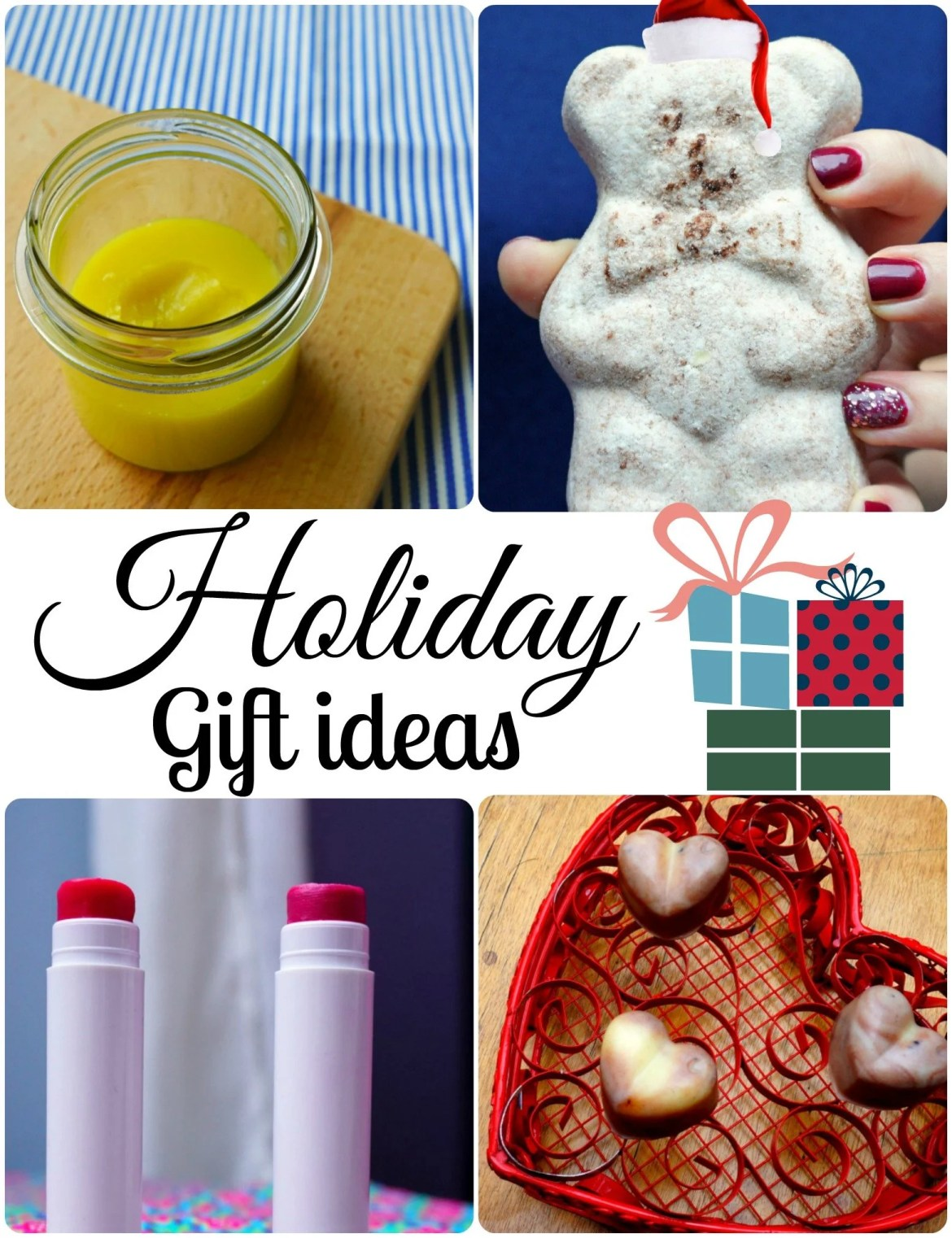 Easy Holiday DIY gift ideas for stock stuffers or as a fun Christmas or New Year's Eve gift! How to tutorials by The Makeup Dummy