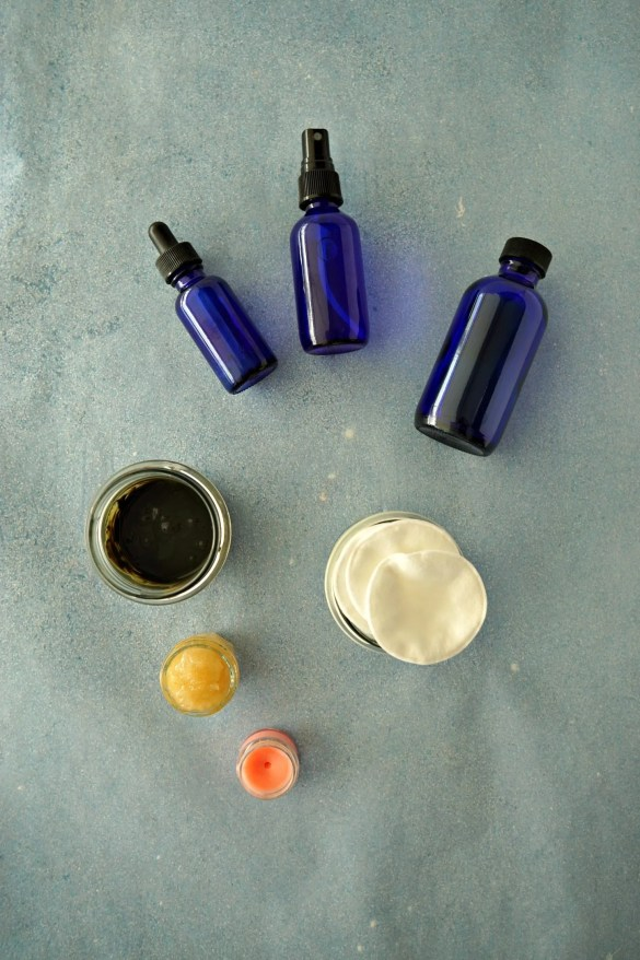 A completely natural DIY Beauty routine for Spring! Tutorials by The Makeup Dummy