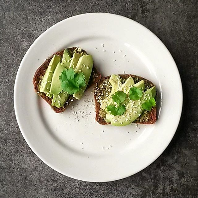 Avo on toast Such a delicious classic! metoday fbloggers minimalmoodhellip