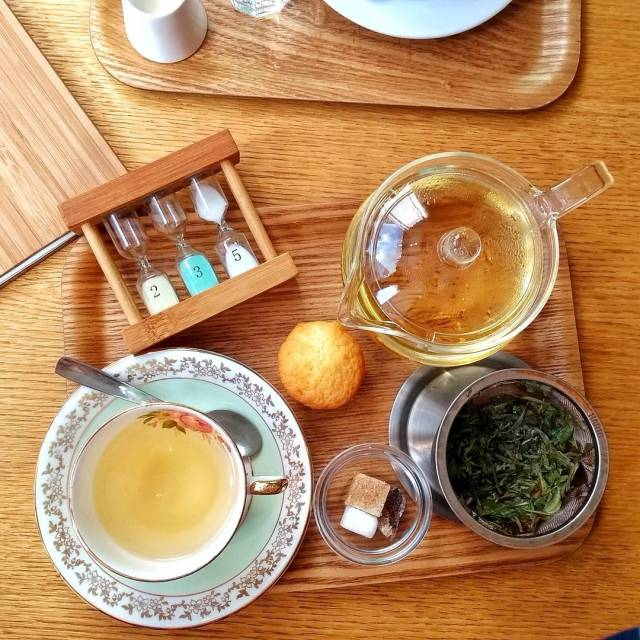 I can always enjoy a delicious cup of white tea!hellip