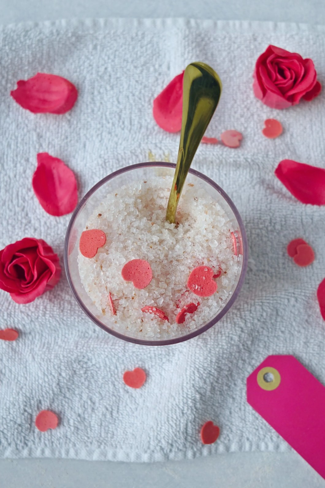 Bubble Bath Salts without SLSa! Easy DIY Tutorial by The Makeup Dummy