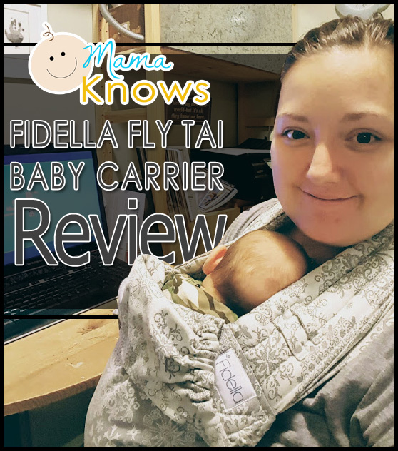 fidella fly tai baby carrier review