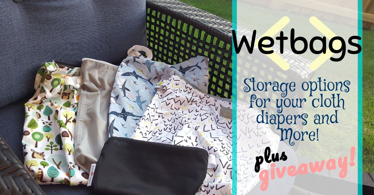 cloth diaper wetbags