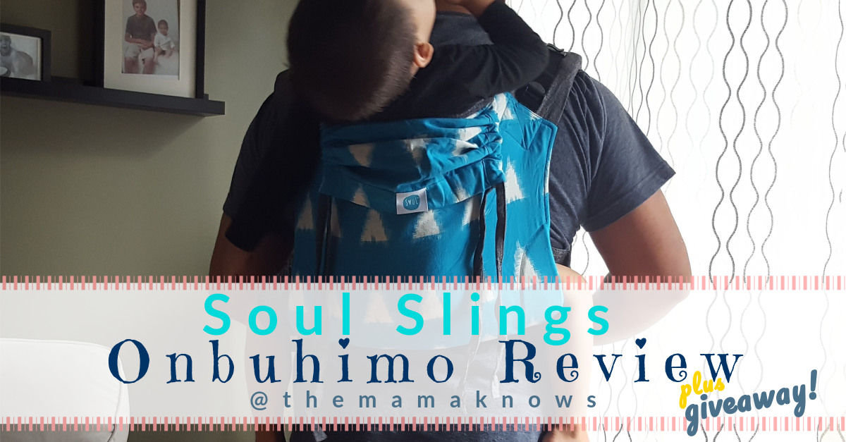 soul onbuhimo review and giveaway