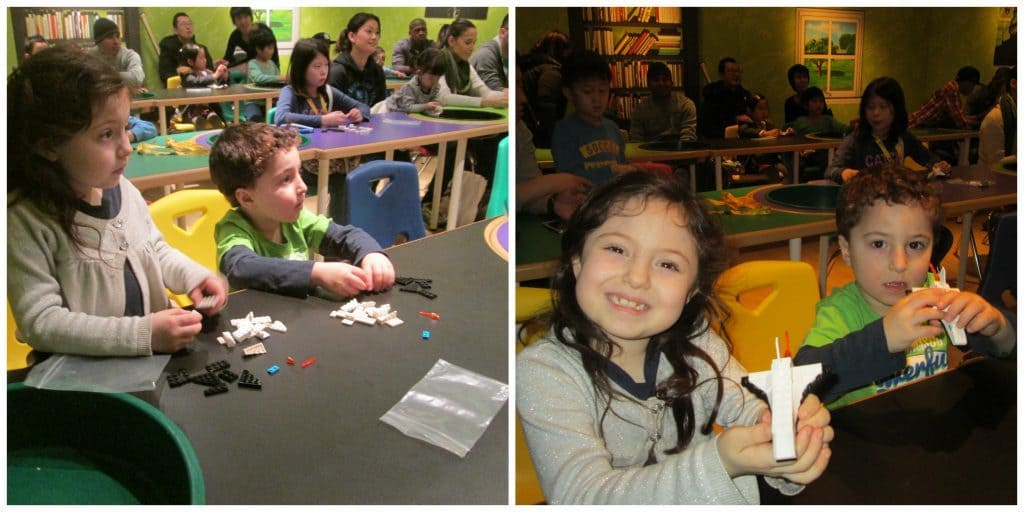 lego class Collage