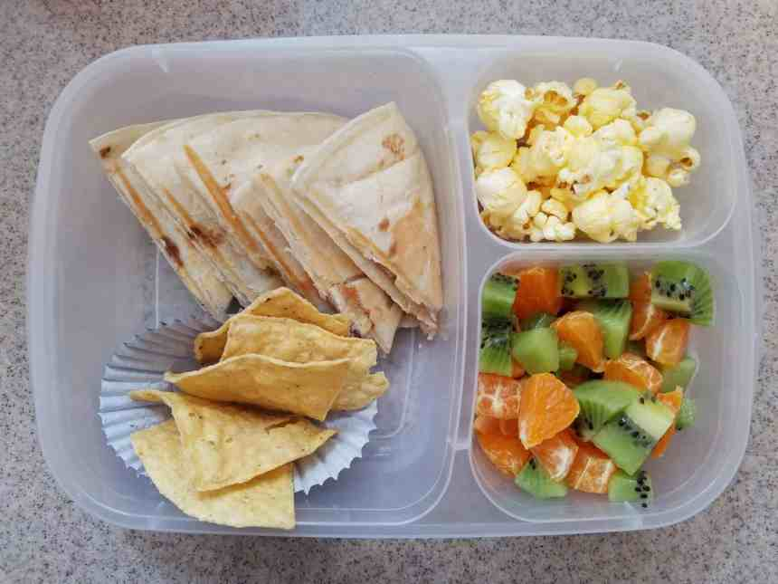Easy Lunchbox Ideas for Kids