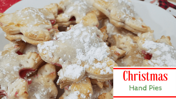 christmas hand pies recipe - Christmas Pies
