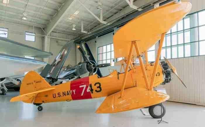Virginia Beach Aviation Museum u.s navy plane