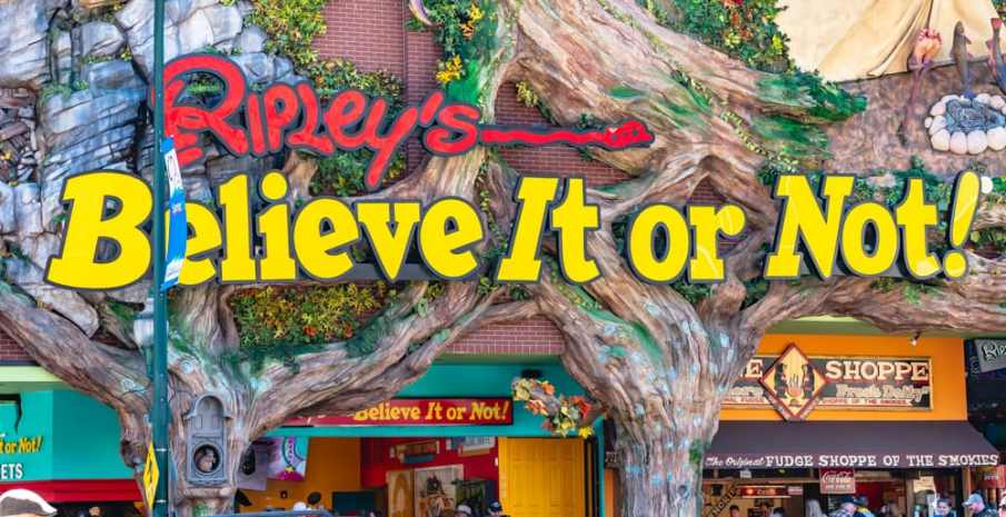 Ripley's Believe it or Not! Odditorium Gatlinburg, Tennessee