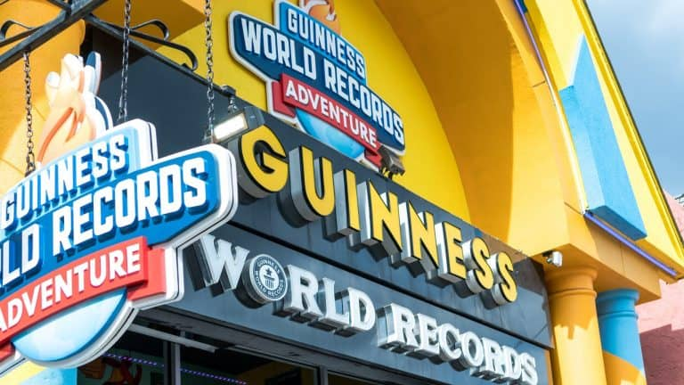 Ripley's Guinness World Records Gatlinburg, Tennessee