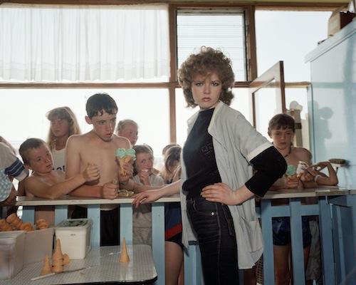 Martin Parr, England, New Brighton, 1985, aus der Serie The Last Resort, © Martin Parr / Magnum Photos