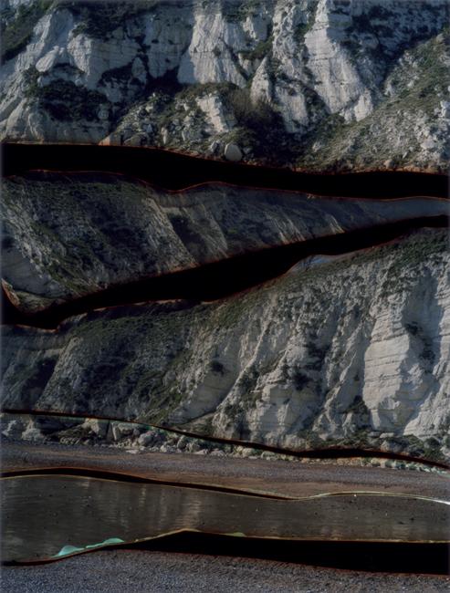 "DAFNA TALMOR Untitled (EA-131313-4), ""Constructed Landscapes II"" series, 2014"