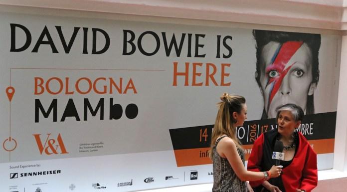 'David Bowie Is'  © Francesco Gozzi