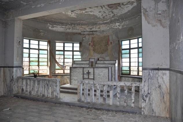 Ospedale Sanatoriale Montecatone   Imola (BO) Foto Fabrizio Verni