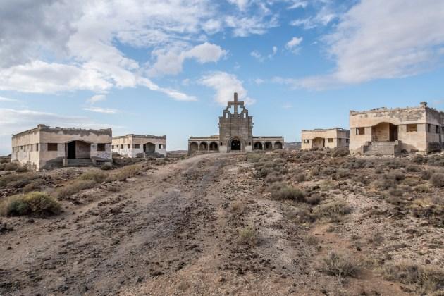 Sanatorio de Abades - Santa Cruz de Tenerife (Spagna) Foto: Joakim Berndes