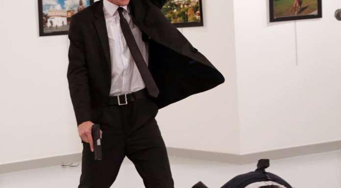 An assassination in Turkey_Burhan Ozbilici_The Associated Press