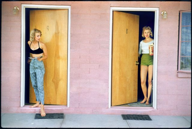 Las Vegas, Nevada, USA 1957 © Elliott Erwitt/MAGNUM PHOTOS