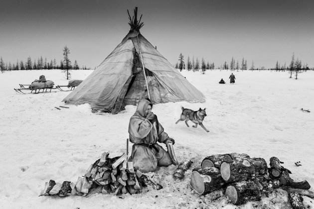 Ragnar Axelsson, Nenets, Siberia 2016 © Ragnar Axelsson