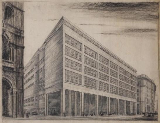 La Rinascente Milano 1948-49
