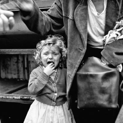 Senza titolo, senza data © Vivian Maier/Maloof Collection, Courtesy Howard Greenberg Gallery, New York