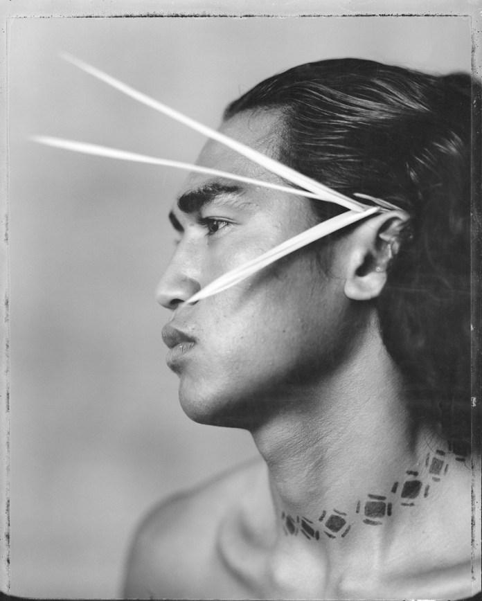 Gian Paolo Barbieri - 1989 Tahiti Tattoos - Hahnemühle Fine Art Baryta 325 gsm - Courtesy by 29 ARTS IN PROGRESS gallery