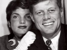 Photo booth portrait, 1953. (Courtesy John F. Kennedy Presidential Library and Museum). Courtesy of Smithsonian American Art Museum
