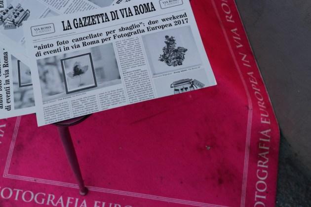 via roma © francesco gozzi