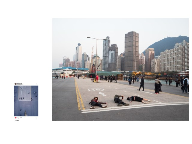 Instagram Pier, Hong Kong Pierfrancesco Celada
