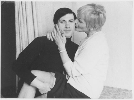 ©Lisetta Carmi - da I travestiti, 1965-1971 - Senza Titolo -Courtesy Donata Pizzi
