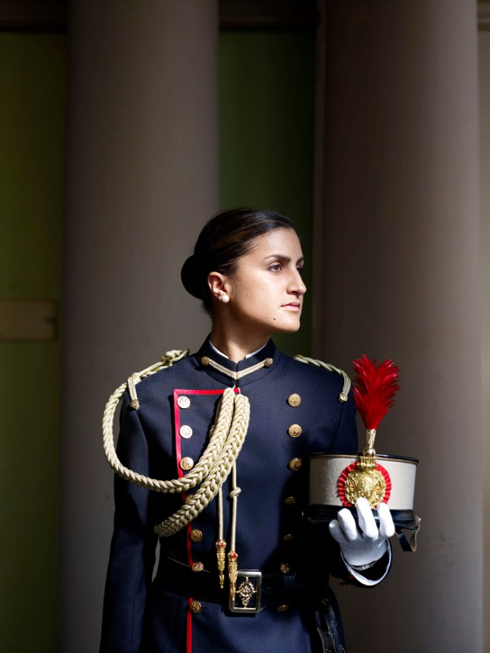 © Paolo Verzone, Academia General Militar, Zaragoza, Spain. Dalla mostra Paolo Verzone | Cadetti