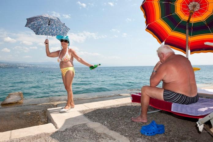 Nick Hannes: Croatia. Dalla mostra Nick Hannes   Mediterranean. The continuity of man